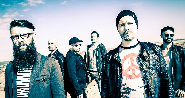 German rock band Letzte Instanz release new album Morgenland