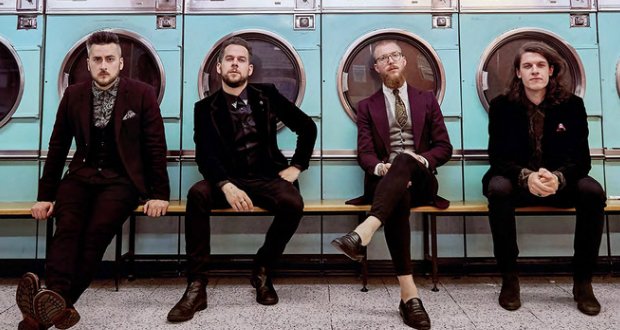 Bristol rock band Tax The Heat release new album Change Your Position
