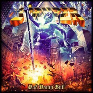 Stryper's God Damn Evil