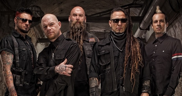 Five Finger Death Punch are anything but 'Fake' with their latest track.