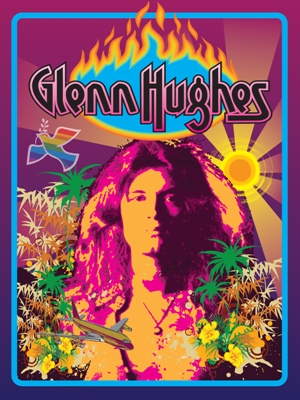 Glenn Hughes Venue Burns