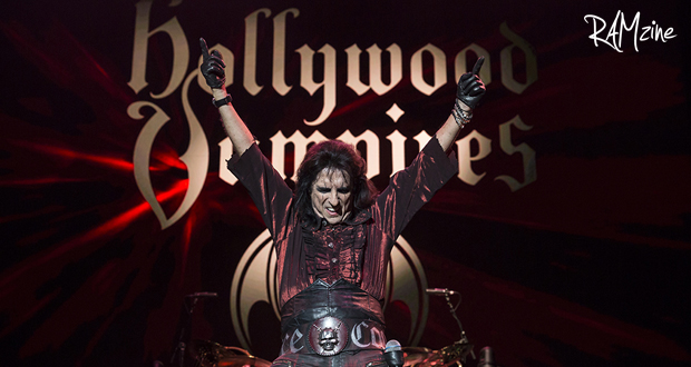 Hollywood Vampires, the legends that should never die