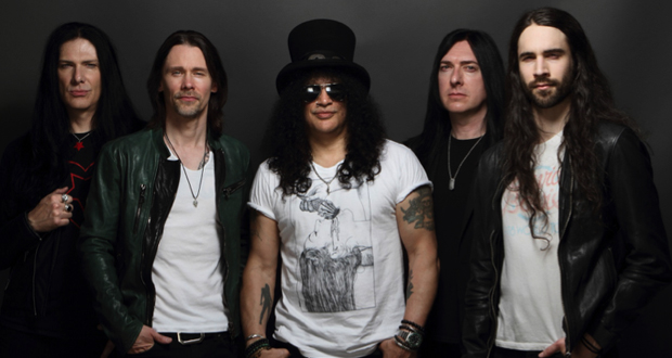 Slash feat Myles Kennedy & The Conspirators give one more reason to believe that rock is not dead