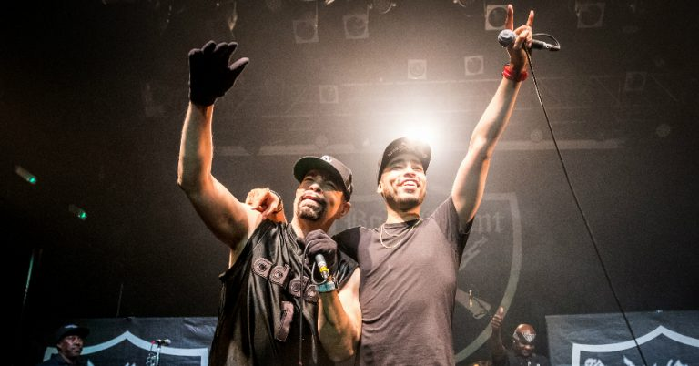 Sons Of South Central – BODY COUNT Turn London Into Slam Central In An Epic Club Show Performance