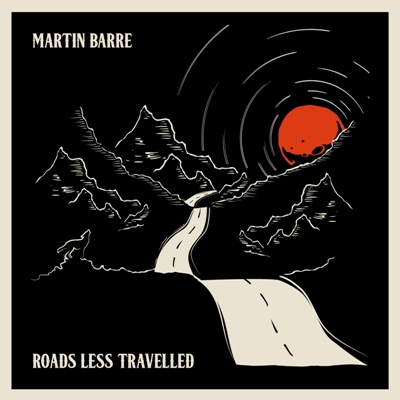 Martin Barre Goes Down Roads Less Travelled