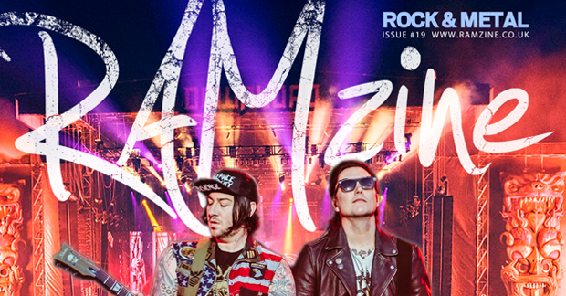 RAMzine Issue 19 – Download Festival, Avenged Sevenfold, The Bronx
