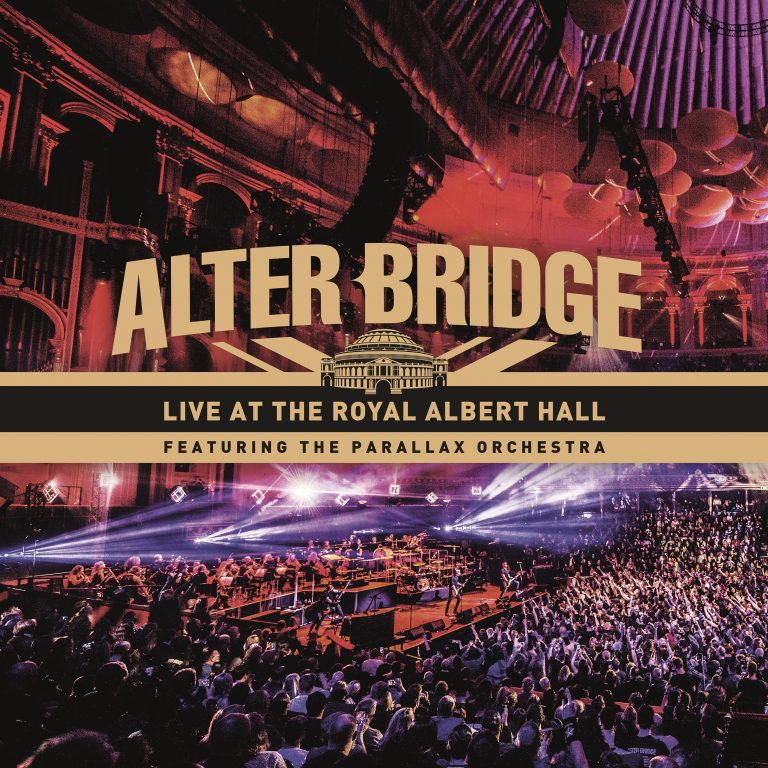 Alter Bridge – Live at the Royal Albert Hall Featuring The Parallax Orchestra
