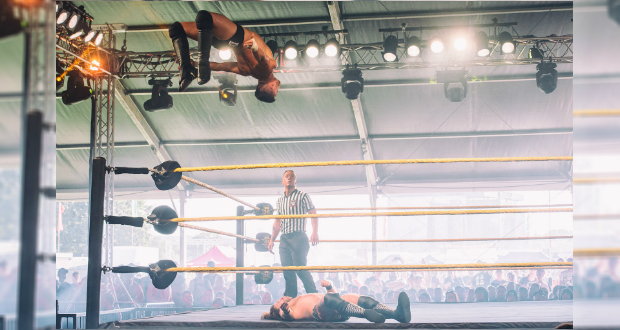 Has NXT Become The 'A' Brand? – Wrestling Blog