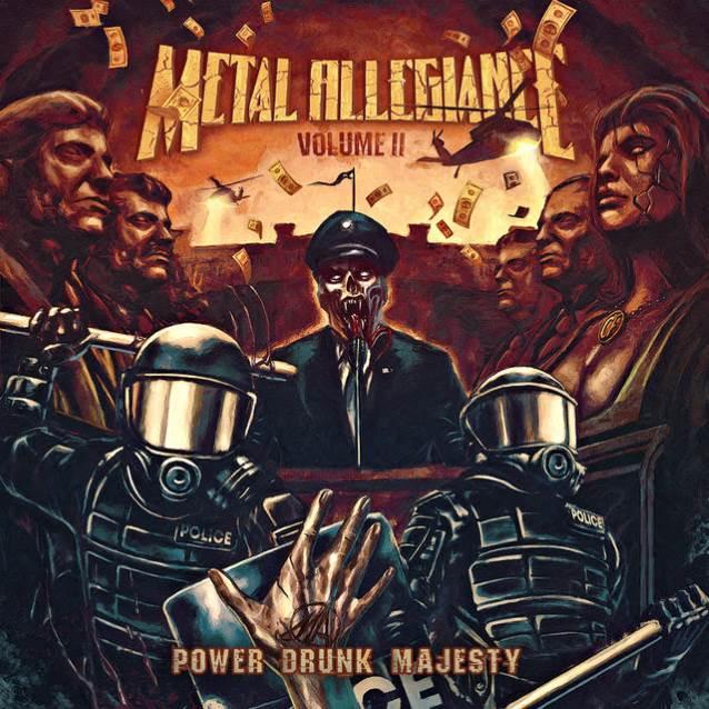 Metal Allegiance – Vol II: Power Drunk Majesty