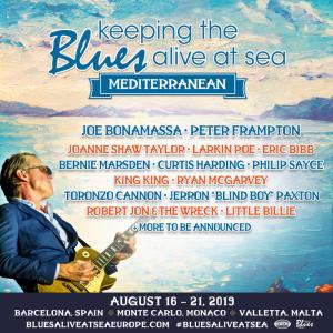 Mediterranean Blues Rock Cruise