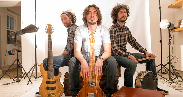 Wille & The Bandits Finding Their Way