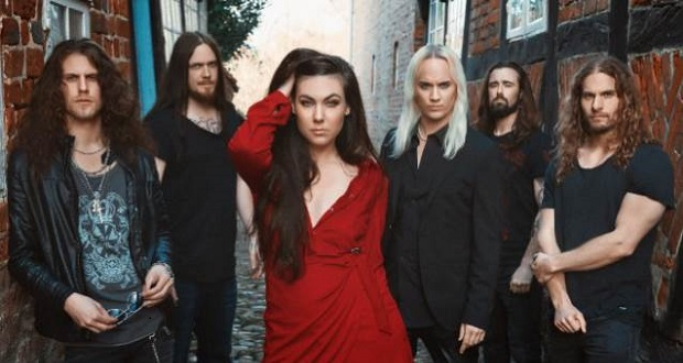 Amaranthe and Angela Gossow team up on new track 'Do Or Die'