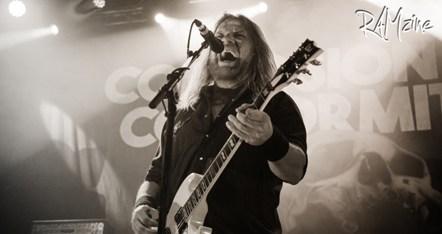 Corrosion of Conformity bring their attitude to Manchester