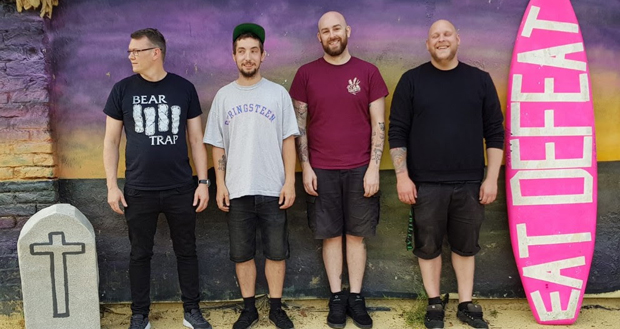 Leeds-punks Eat Defeat latest release 'I Think We'll Be Okay'