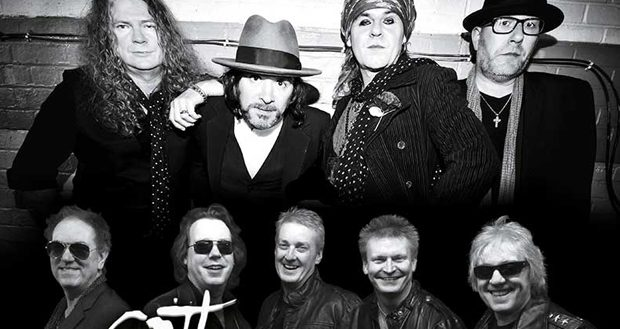 FM, The Quireboys, Bad Touch & Vega