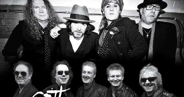 FM, The Quireboys, Bad Touch & Vega… Together on Tour