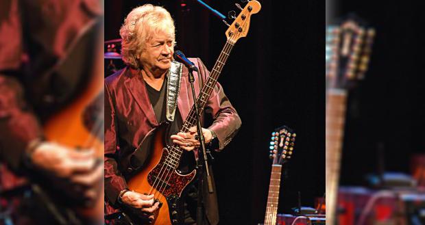 Moody Blues' John Lodge Solo Tour