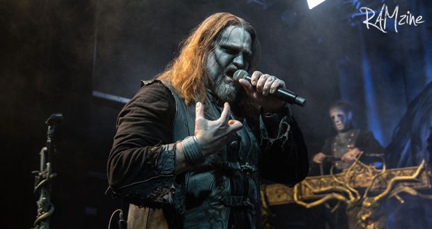 Powerwolf, Amaranthe, and Kissin' Dynamite live in Manchester