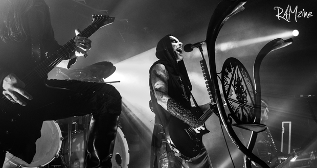 Behemoth, At The Gates, Wolves In The Throne Room at Bristol's Marble Factory