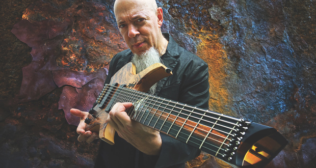 Jordan Rudess's Wired for Sound