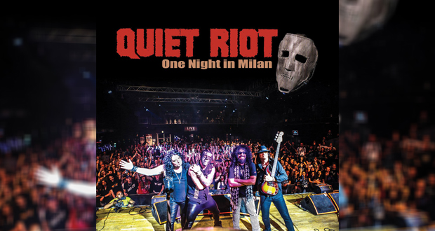 Quiet Riot live for One Night In Milan
