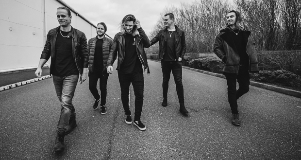 The Fallen State about their forthcoming album 'We are really proud of it. We can't wait for people to hear it'