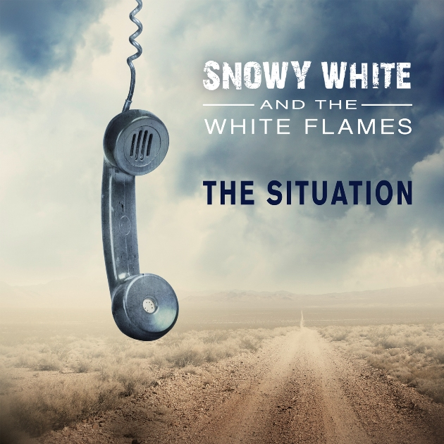 Snowy White & The White Flames