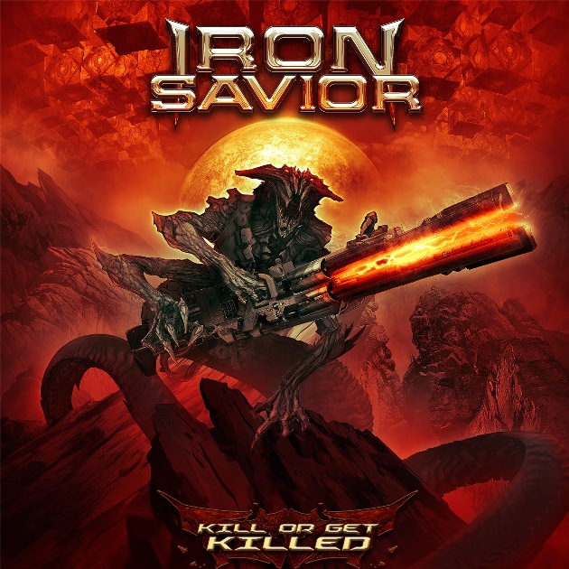 Iron Savior Stand Up And Fight