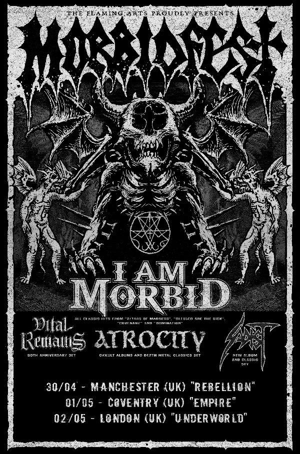 First ever Morbidfest announced!