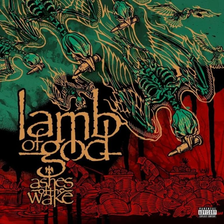 Lamb of God – Ashes of the Wake 15th anniversary