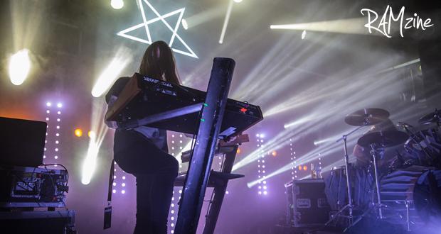 Perturbator and Dan Terminus bring dark synthwave to Manchester Academy 2