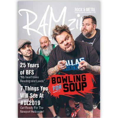 RAMzine 23 Shop