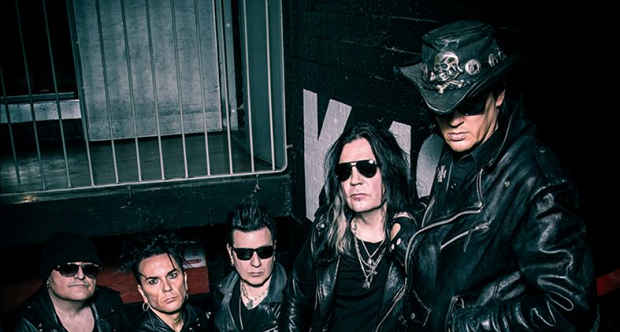 The 69 Eyes reveal tour and new album 'West End'