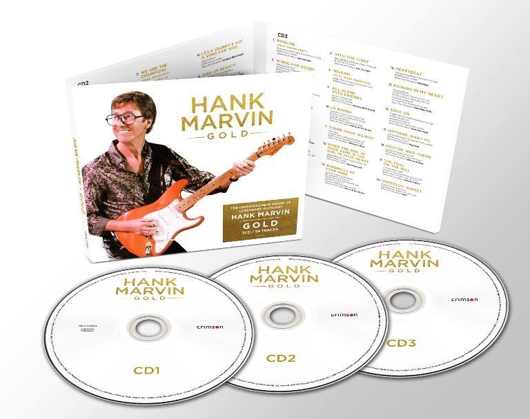 Hank Marvin – Gold
