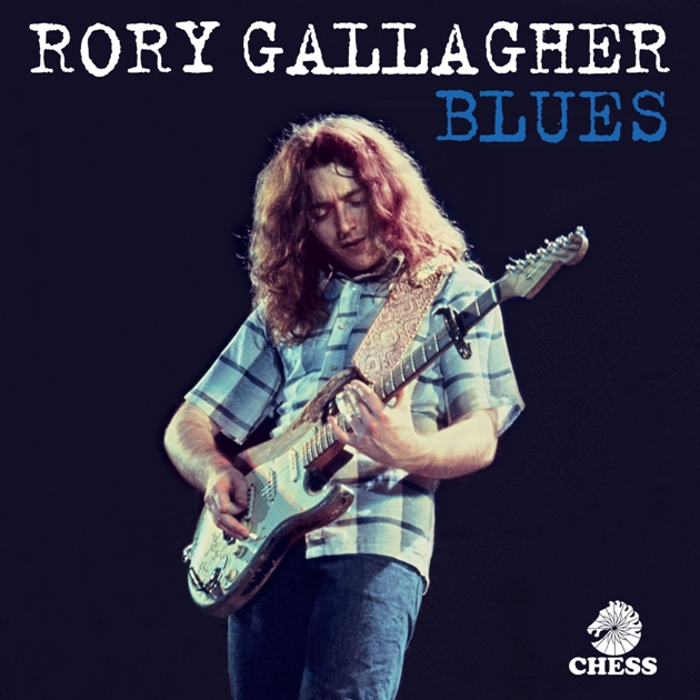 Rory Gallagher – Blues 3 CD Deluxe Edition
