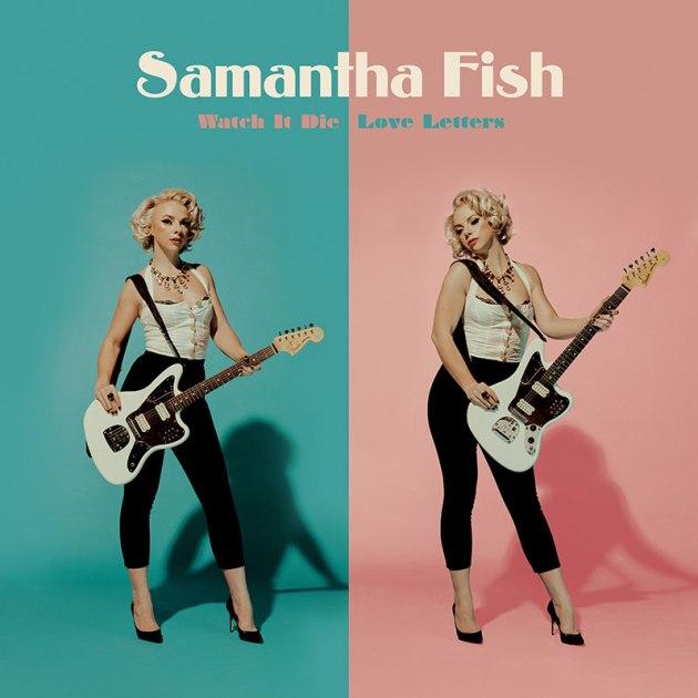 Kill or be kind declares Samantha Fish!
