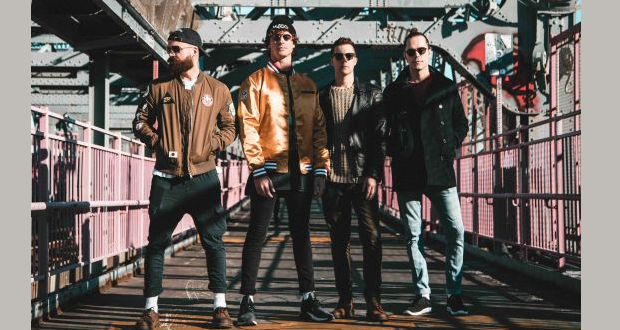 Don Broco and some familiar faces get ready for 'Action' in new video.