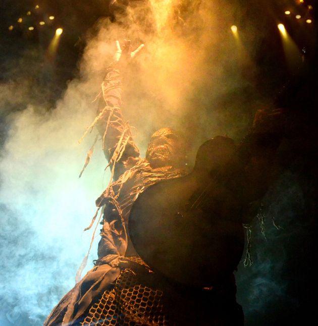 Lordi's Sextourcism on DVD