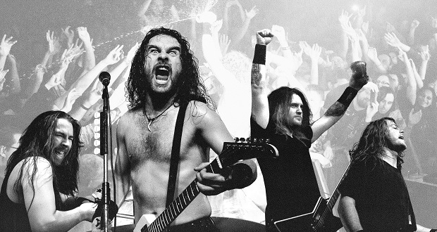 Airbourne announce UK tour dates for November 2019