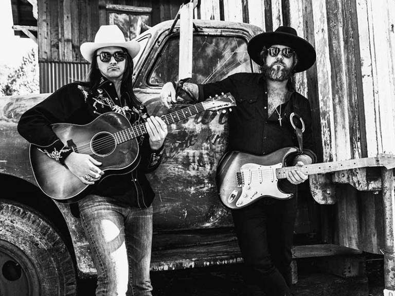 The Allman Betts Band Debut Down to the River