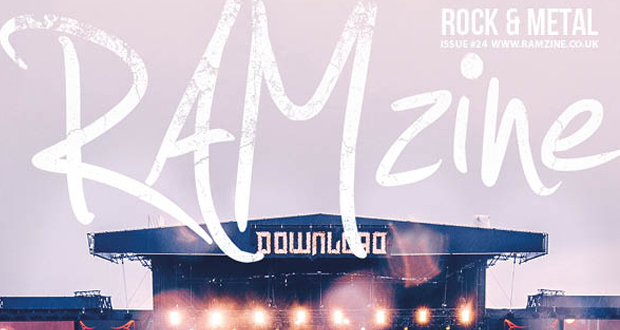 RAMzine 24 | Download Festival, Clutch, Footprints In The Custard
