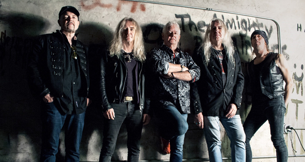 Bloodstock 2020: Saxon, Conjurer and more announced