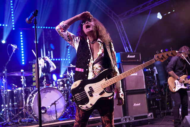 A New Day Festival played host to Glenn Hughes, The Hawklords, Fish, Martin Barre & More