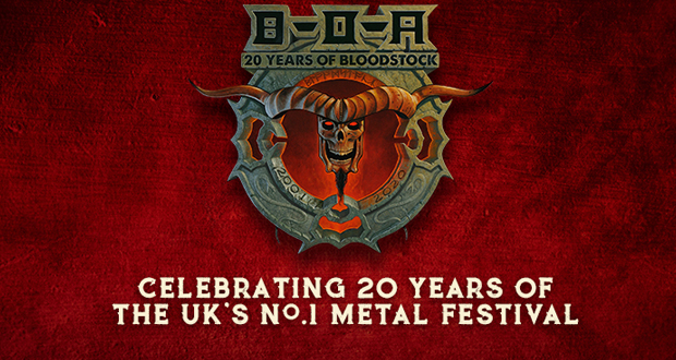Bloodstock add Kreator as a 2021 headliner, plus other line-up changes.