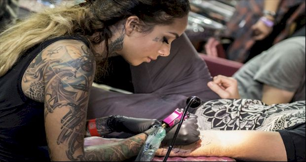 Rockin' Tattoos — THE LONDON TATTOO CONVENTION 2019