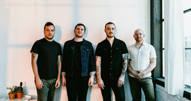 American Punk-rockers The Menzingers open up on Hello Exile