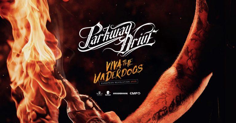 Parkway Drive announce Viva the Underdogs, European Revolution tour support