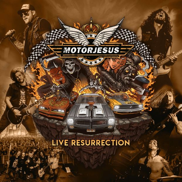 Live Resurrection From MotorJesus!