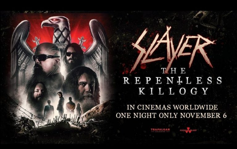 Slayer – The Repentless Killogy