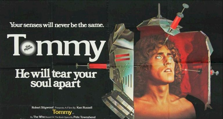 Who's Rock Opera TOMMY by KEN RUSSELL Returns to the Big Screen this November
